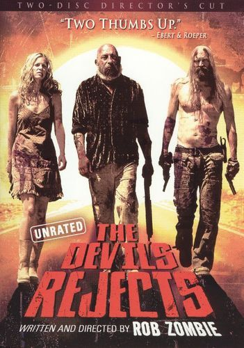 The Devil's Rejects [2 Discs] [DVD] [2005]