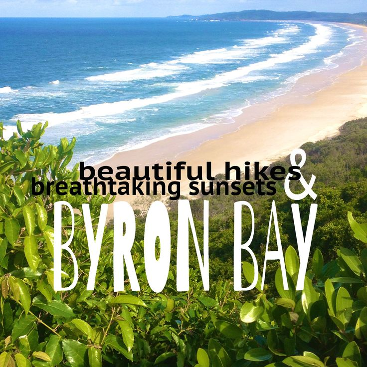 Byron Bay: Beautiful Hikes & Breathtaking Sunsets