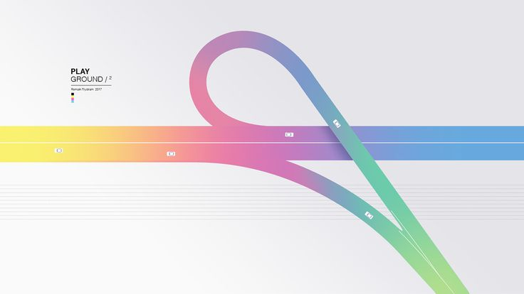 Playgrounds on Behance