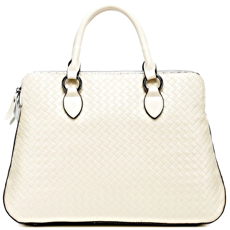 Genuine Baggage - Lux Haide Debbie Eggshell Italian Leather Handbag, $329.00 (http://www.genuinebaggage.com.au/lux-haide-debbie-eggshell-italian-leather-handbag/)