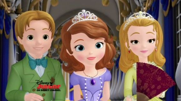 Sofia the First Episode 9 Baileywick's Day Off | Watch cartoons ...