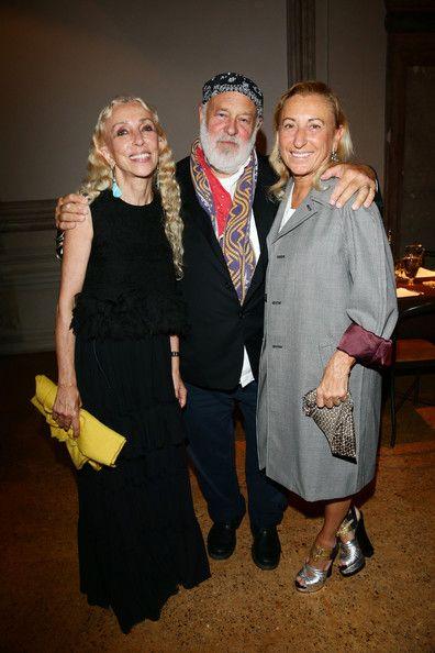 Franca Sozzani - Miuccia Prada Hosts Miu Miu Women's Tales Dinner