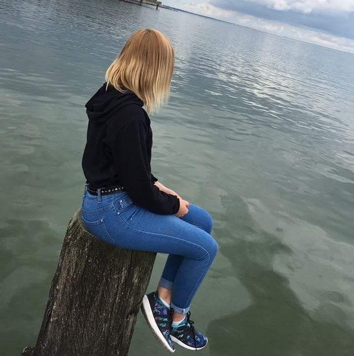 Jeans schwimmen mit #3 Ab