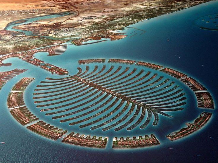 Les îles de Dubaï Reportage