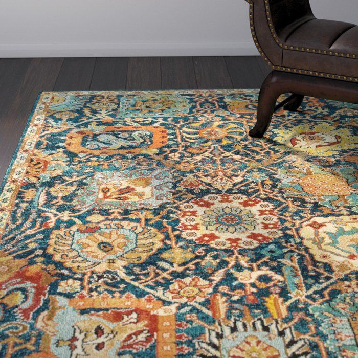 You ll love the Sheldon Blue Area Rug at Joss & Main