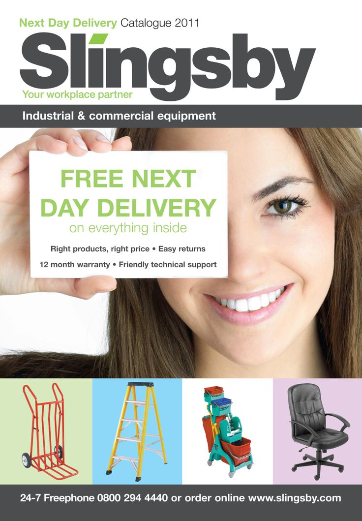 Slingsby Next Day Catalogue 2011