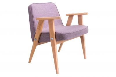 Fotel 366Concept -  kolekcja Happy Hipster-Lilla // 366 Concept