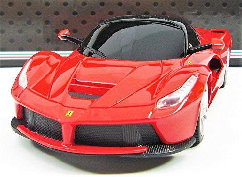 Ferrari LaFerrari RC Radio Remote Control Sport Car 1 24 Scale RED color
