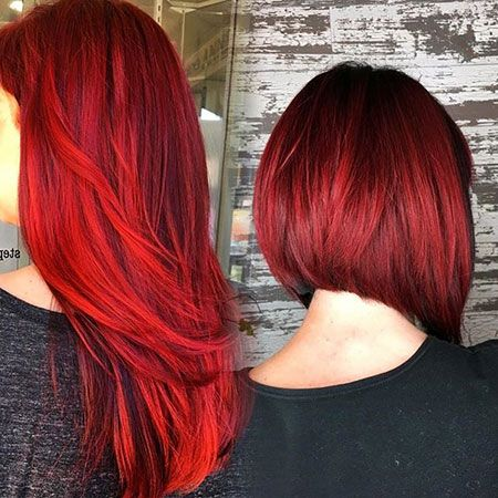 Swell 25 Best Ideas About Red Bob Hair On Pinterest Short Red Hair Short Hairstyles For Black Women Fulllsitofus