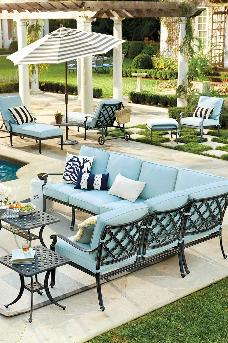 Which replacement outdoor cushions should you buy?