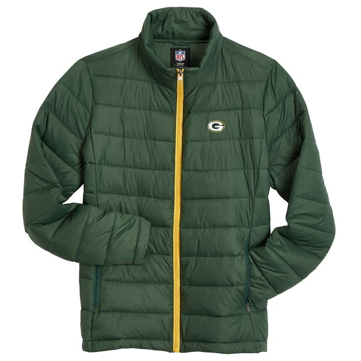 Green bay packers womens jacket