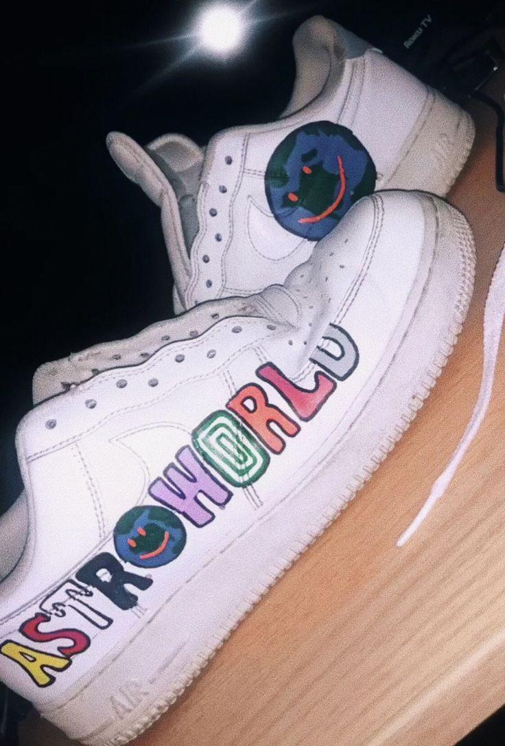 Astroworld Nike Air Force 1 – Air Force 1 – #Air …