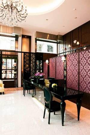 Timeless Beauty Clinic in Taipei, Taiwan. Interior Design by Studio Oj.