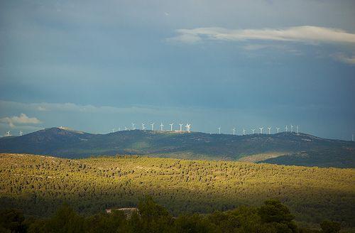 Sierra de Mira. Fotografía de ANGEL GOMEZ
