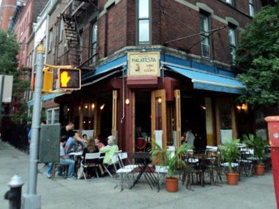Best Trattoria Malatesta New York Eats And Hang Outs Pinterest City West Village