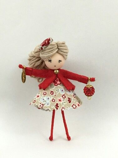 Broche de muñeca Moñitas