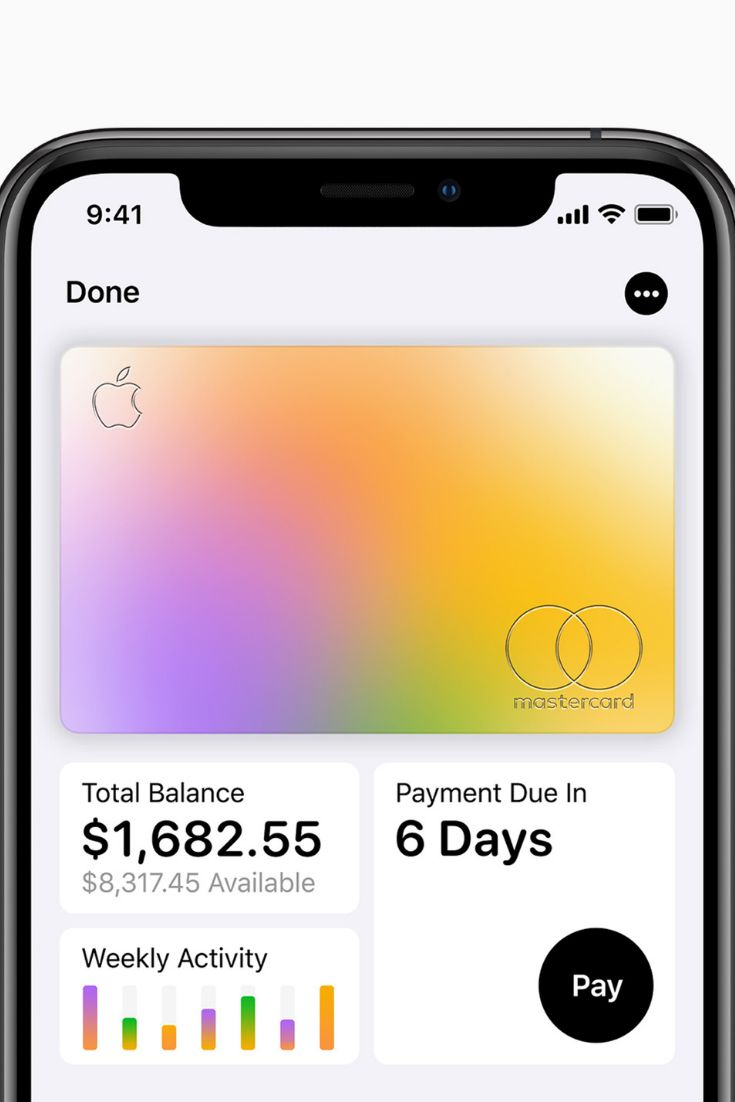 Apple is launching Apple Credit Card In August