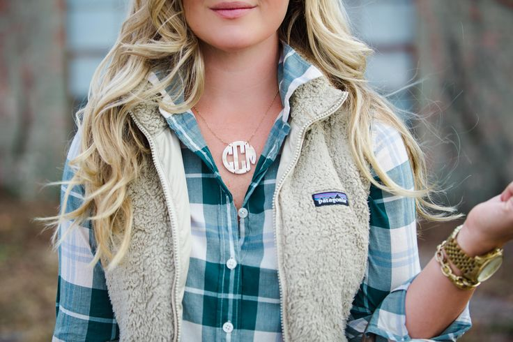 How to wear a Patagonia vest, fall outfit inspiration from The Southern Style Guide