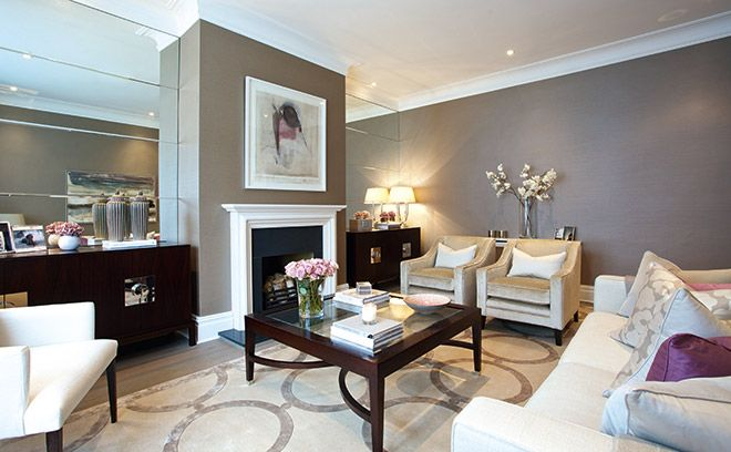 Sophie Paterson Interiors A mix of Georgian, Victorian and modern makes for an eclectic home