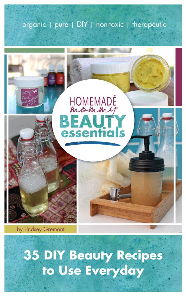 **99 CENTS TODAY!** Homemade Mommy Beauty Essentials: 35 DIY Beauty Recipes to Use Everyday  You'll learn how to: - Make your own beauty and personal care products - Use the safest, most purely organic, and therapeutic ingredients - Save money with all natural and non-toxic recipes - Protect your family from hidden toxins - …