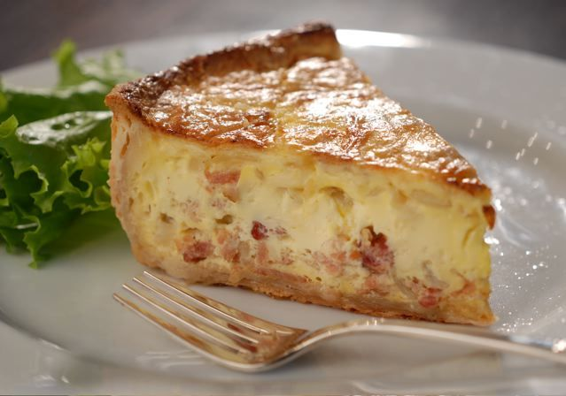 This is absolutely the BEST quiche recipe out there, but it is a real challenge to get it right. I had one success out of three tries.