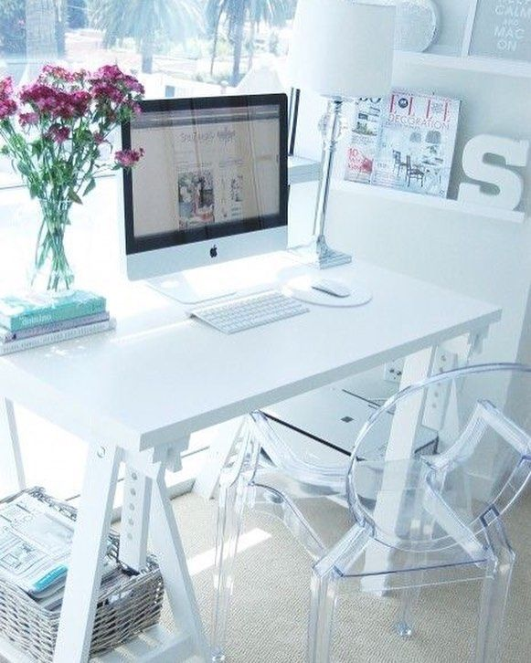Home Office Ideas for 3