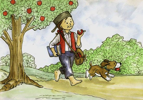 Folktale lesson planning unit: offers 7 lessons for learning about folktales. Includes: What is a Fairy Tale or Folk Tale?, The Princess and the Golden Shoes, The Emperor and the Kite, Paul Bunyan, Pecos Bill, The True Story of the Three Little Pigs, and Johnny Appleseed. From A to Z Teacher Stuff, a site created by teachers for teachers.