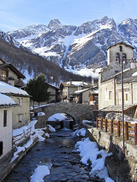 Pontechianale, Valvaraita. Piemonte Italy #WonderfulExpo2015 #WonderfulPiedmont