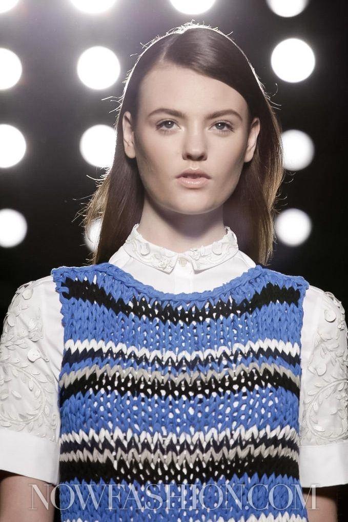 Les Copains | Verão 2013 / 2014 | Milan Fashion Week | Detalhes