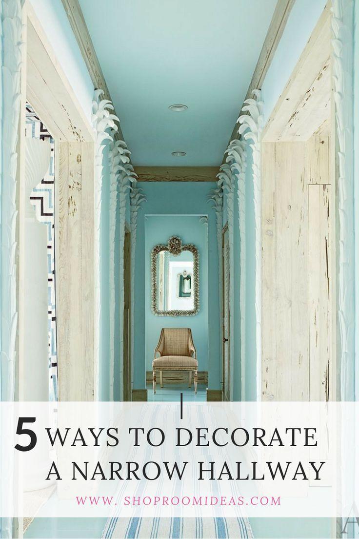 Best 25 narrow hallway decorating ideas on pinterest - Interior decoration ideas for hall ...