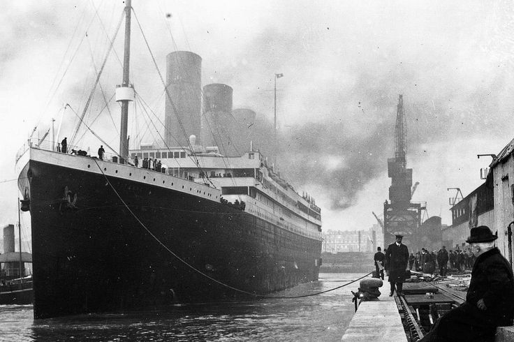 Titanic Conspiracy - The Ship that Never Sank