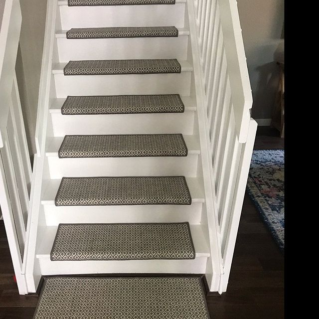 Traverse Pumice And Other Colors True Bullnose Padded Etsy Carpet Stair Treads Carpet Stairs Stair Treads