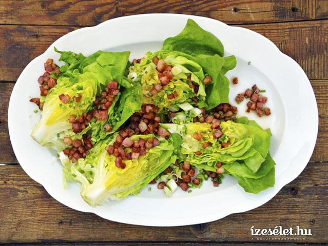 Öntött fejes saláta