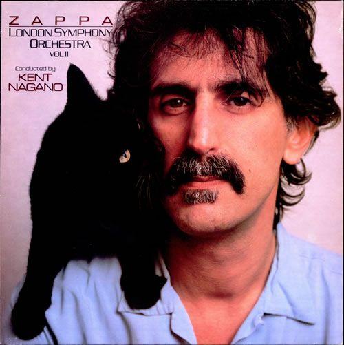 Frank Zappa - London Symphony Orchestra vol. II (Zappa Records, 1987)