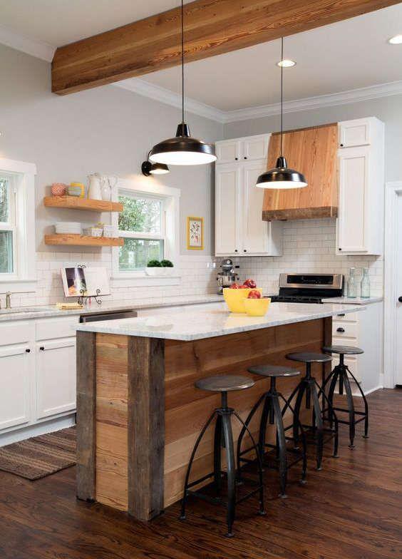 49 best DECO CUISINE images on Pinterest Cook, Deco cuisine and - rampe d eclairage pour cuisine