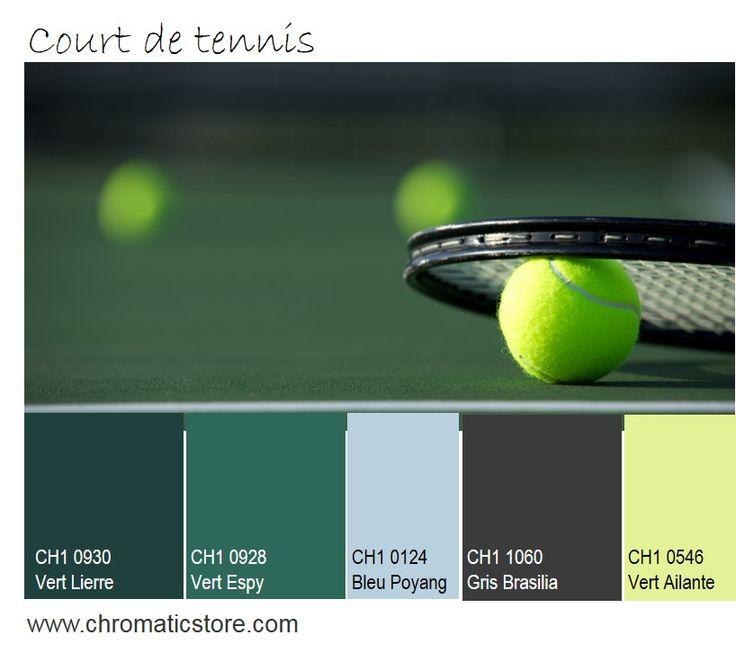 """Résultat de recherche d'images pour """"couleur vert sapin sur facade pinterest"""""""