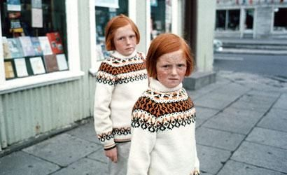 redheads by Martin Parr (born May 23, 1952), Epsom, United Kingdom -  British documentary photographer, photojournalist and photobook collector. He is known for his photographic projects that take a critical look at aspects of modern life, in particular provincial and suburban life in England.