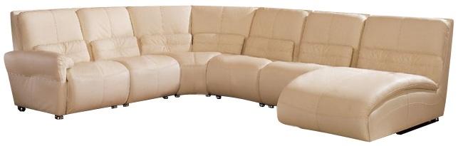 Deze Amerikaanse hoekbank heeft zijn eigen stijl voor de liefhebbers van comfort, maar ook voor een fraaie vormgeving en veel zitplaatsen. Met gebogen chaise voor optimale ontspanning. Volledig samen te stellen omdat het hier om een modulaire bank gaat.