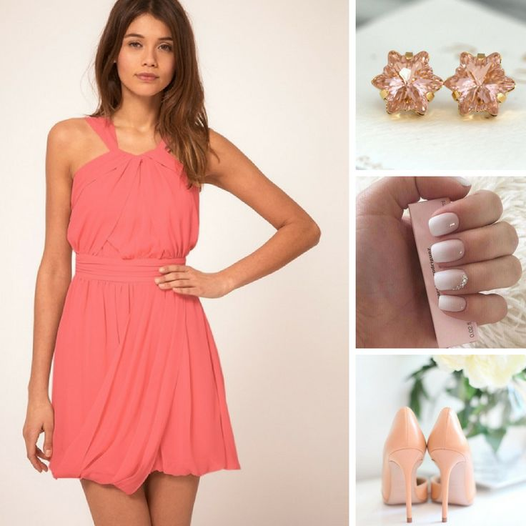 Sezon weselny wciąż trwa... 💐 💐 💐 💝 💝 💝 Jeśli szukasz nietuzinkowej kreacji, która wyróżnia się fasonem i kolorem to nasza szyfonowa sukienka będzie strzałem w dziesiątkę! 👏 👏 👏