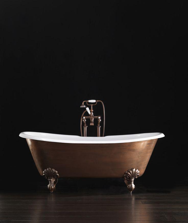 124 migliori immagini vasche da bagno su pinterest idee - Verniciatura a bagno ...