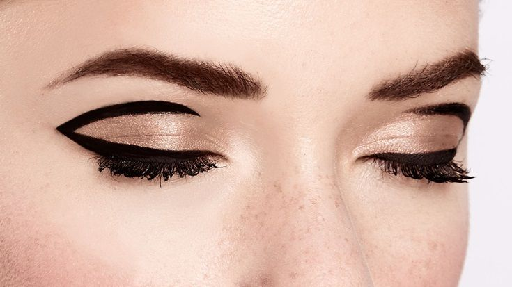 How To Do A Dramatic 60 S Eye Makeup Tutorial By Maybelline Learn