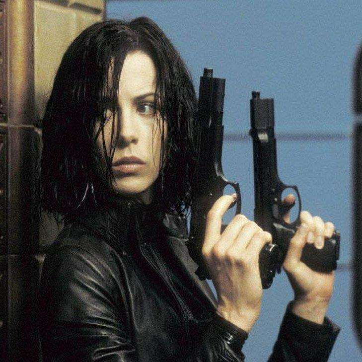 Sexiest Women in Action Movies List with Photos