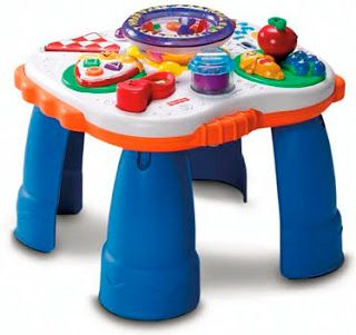 Fisher Price Learning Table | eBay