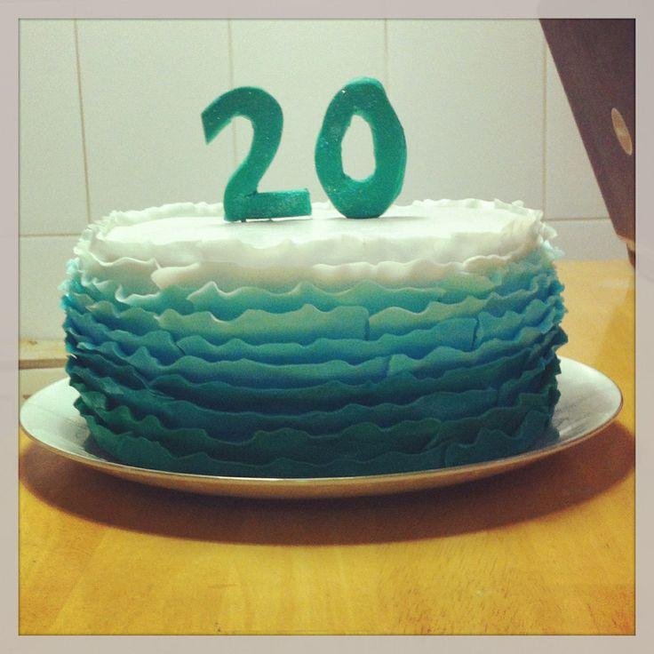 My birthay cake