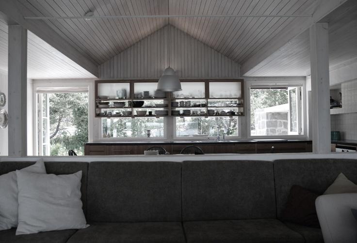ombygging hytte Garntangen_hille strandskogen arkitekter