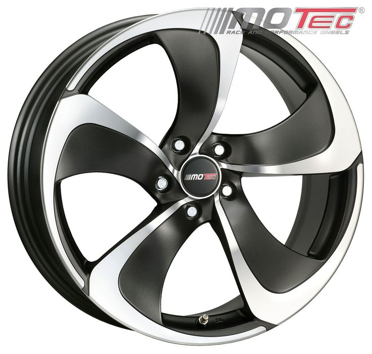 Motec Wheels Stream 8 5JX18 ET30 5x112 FBP for Chrysler Crossfire | eBay