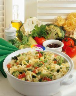 Tagliatelle alle verdure ¦¦ #easy #pasta #veg