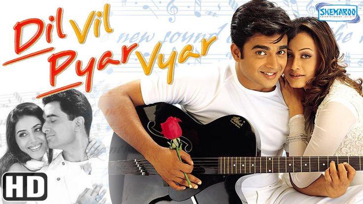awesome Dil Vil Pyaar Vyaar (2002) (HD) - R Madhavan - Jimmy Shergill - Namrata - Hindi Full Movie