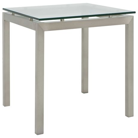 Signature S Side Table in Glass | was $299 NOW $219 #thefreedomsale #freedomaustralia #happynewlook