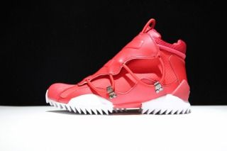 Adidas Y3 Yohji Yamamoto Le Savage Boost V22277 Red White Mens Womens Running Trainers Shoes